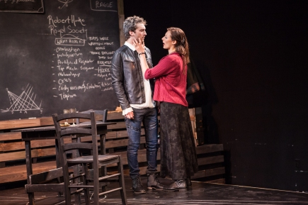 Isaac's Eye, Urbanite Theatre, Photo by Don Daly